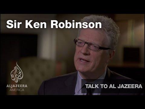 Sir Ken Robinson - Talk To Al Jazeera