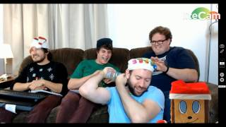 Markiplier December 2016 liveatream-Tyler laughing to hard xD
