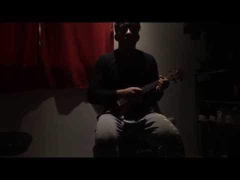 Sleeping by Myself - ukulele cover Will