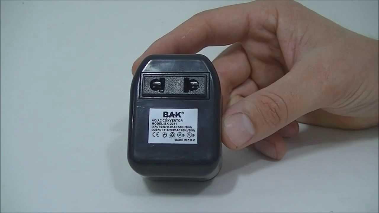 Transformador e conversor de voltagem 110 220v ou 220 110v - Transformador 220 a 110 ...