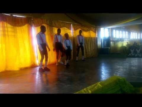 Ghana best gospel video by UNTO THEE CREW @ Apam SHS
