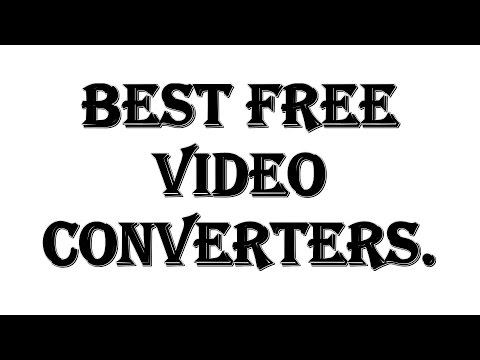 Best Free Audio, Video Converters for Windows Xp,Windows 7, Windows 8, Windows 10