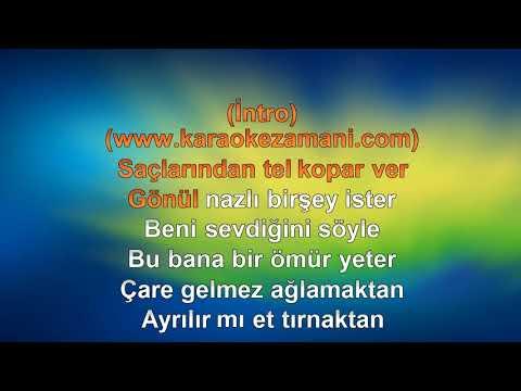 SEN ALDIRMA KARAOKE BİLAL SON SES\u0026REYMEN