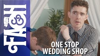 The One Stop Wedding Shop - Foil Arms and Hog