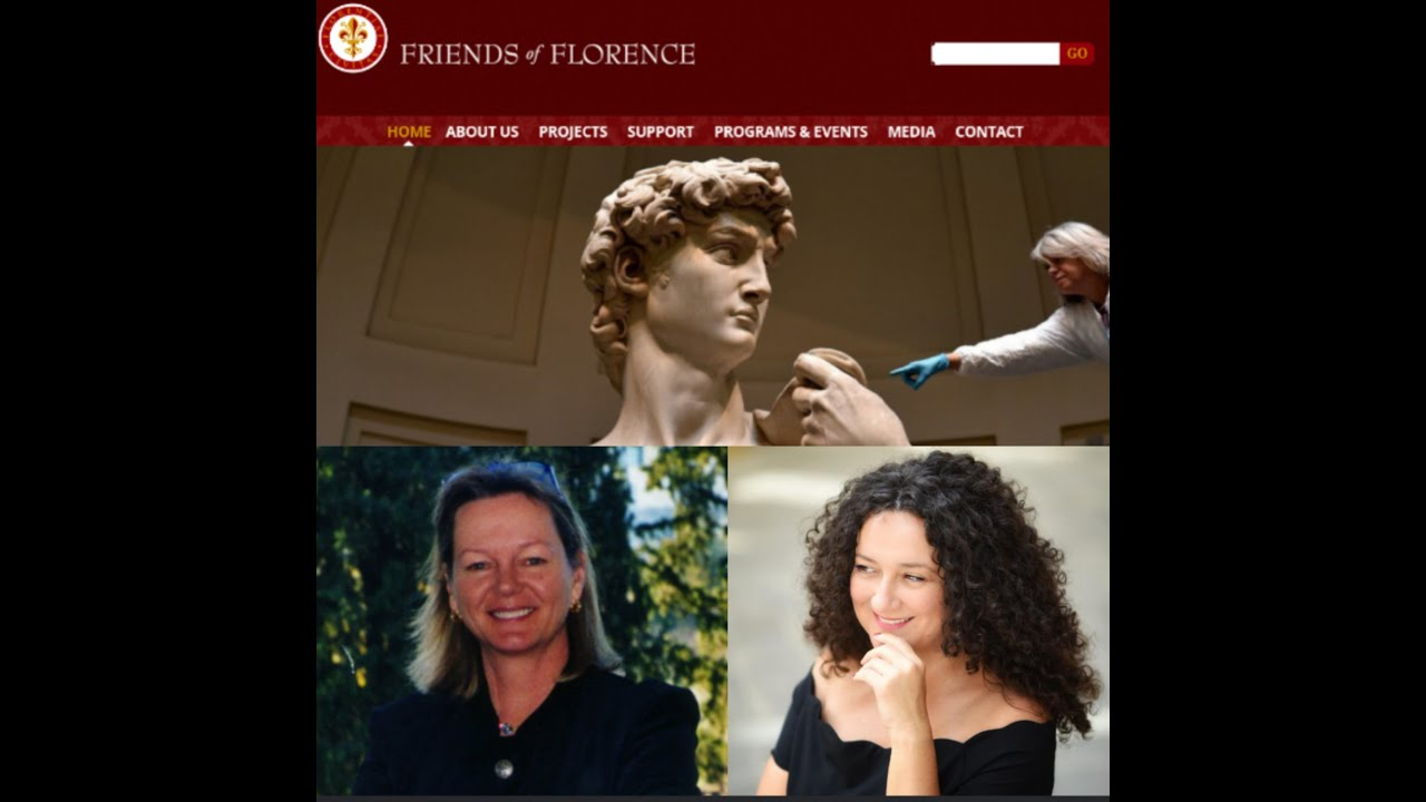 #10 PRESERVING THE CULTURAL HERITAGE OF FLORENCE: A conversation with Simonetta Brandolini d'Adda