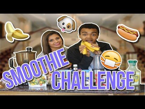 Smoothie Challenge w/ Victoria