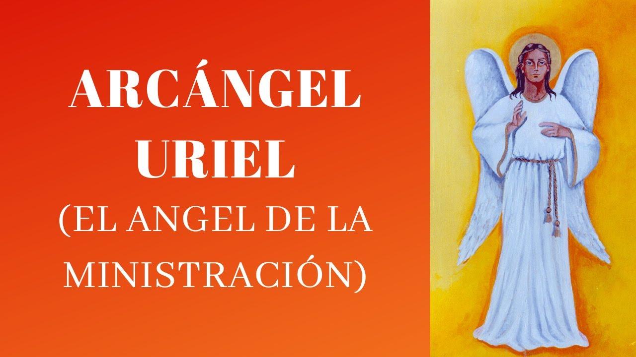 Música Para Conectarse Con El Arcángel Uriel Youtube