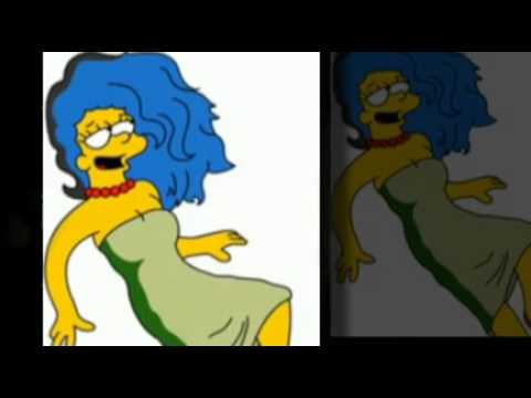 Marge Simpson -- Playboy Cover Girl from YouTube · Duration:  2 minutes 7 seconds