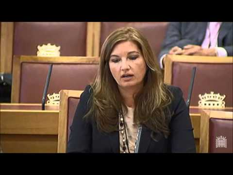 Karren Brady interview on the House of Lords committee on West Ham's move to the Olympic Stadium
