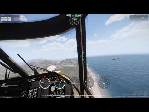 Project Reality: ArmA III ► Combat Air Patrol (Round Highlight)