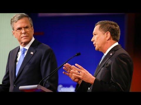 Part 3 of the 9 p.m. Fox News-Google GOP Presidential Debate