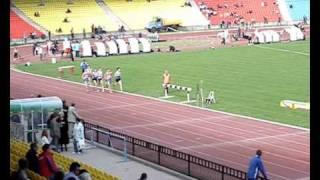 Чемпионат России по легкой атлетике 2006г. 800м. г. Тула