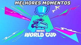 BEST MOMENTS OF THE FORTNITE WORLD CUP! (Nicks, drakoNz, KING, Lasers, Leleo, Bugha)