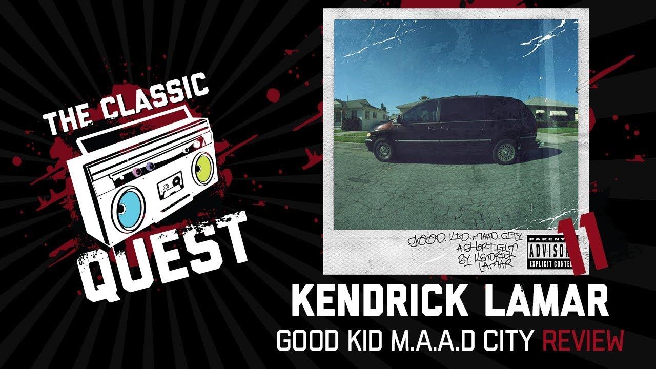 kendrick lamar good kid maad city free download