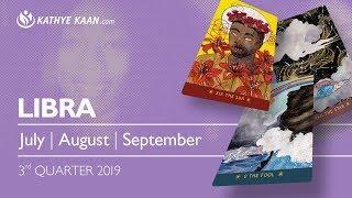 Libra July August September