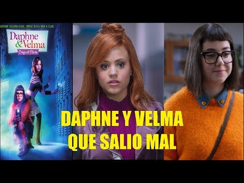 Daphne y Velma Spin-off de Scooby Doo Que Salio Mal y Curiosidades