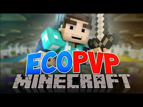 Minecraft PvP Server! - EcoPvP (Server Showcase)