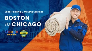 Boston to Chicago Movers  Moving From Boston To Chicago Soon?