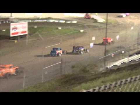 WSDCA Santa Maria Speedway 4-26-14 Saturday Main Event