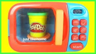 Speelgoed Magentron Oven Just Like Home Play Doh Klei Pizza Surprise Eieren Verrassingen