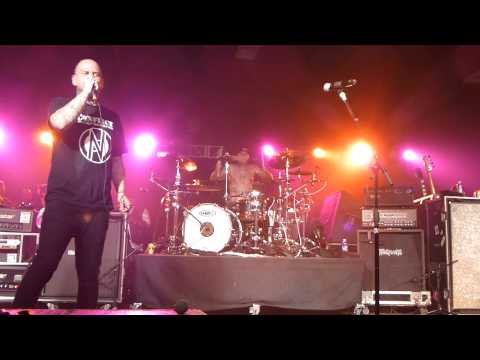 Transplants  Diamonds and Guns @ Musink Festival 2014