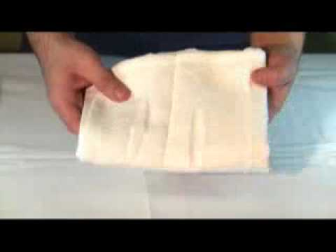 how to get lint out of clothes