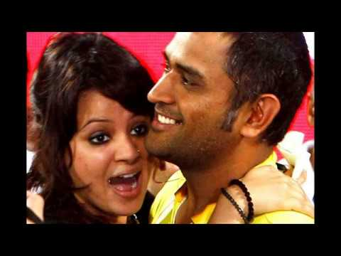 MS Dhoni First Girlfriend Priyanka Jha...
