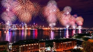 4th of July Fireworks in New York City----MUST WATCH----Best Firework Show USA