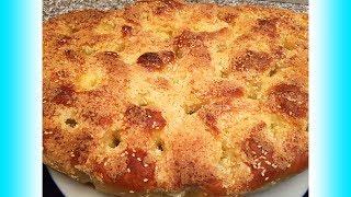 Нереально вкусный Сахарный пирог !!!