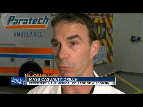 Virginia Beach shooting a reminder for trauma centers to continue drills