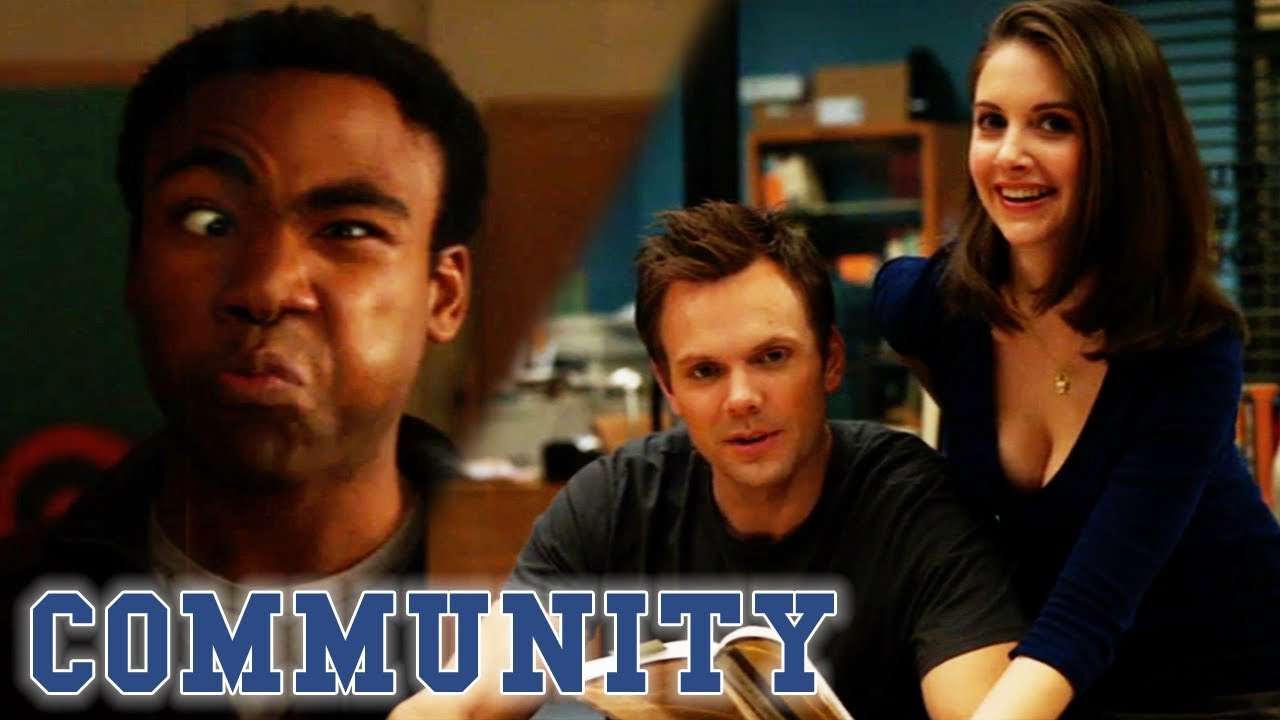 Season 1 Gag Reel And Outtakes #3 | Community
