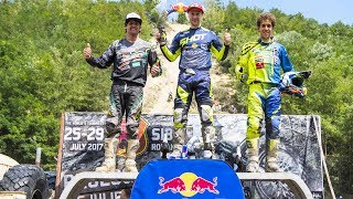 Graham Jarvis wins Red Bull Romaniacs 2017