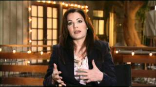 Erica Durance on Harry's Law Episode 2.11 Gorilla My Dreams - Interview