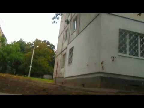Видео: камера на машине управления