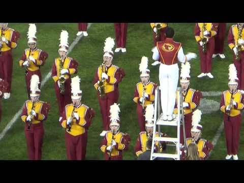 Iowa State University Marching Band - Oct. 17, 2015 Classical Halftime Show