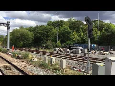 Bristol Temple Meads To Birmingham New Street (HST Journey)