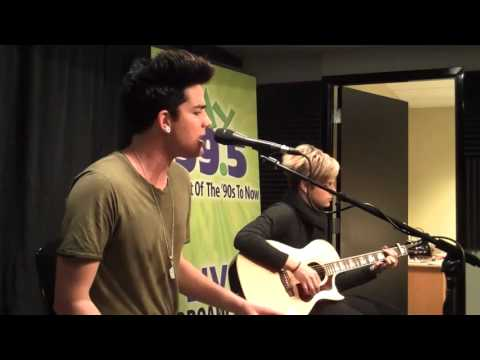 Adam Lambert- Better Than I Know Myself acoustic version mp3
