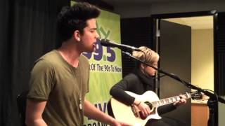 Adam Lambert- Better Than I Know Myself acoustic version