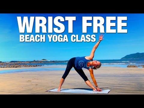 Wrist Free Yoga Class - Five Parks Yoga