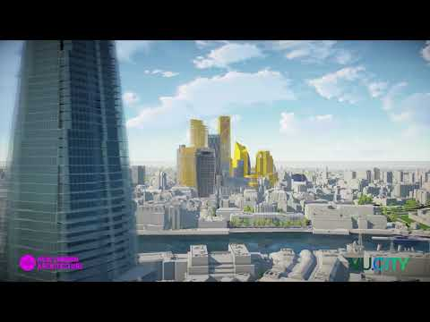 Vu.City - London fly through