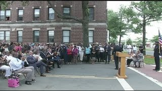 Springfield honors Justice Roderick Ireland with street name