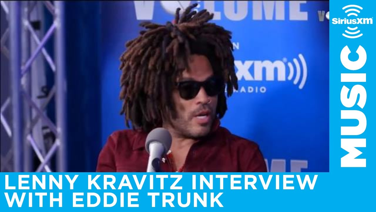 Lenny Kravitz full interview with Eddie Trunk on Trunk Nation