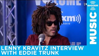 Lenny Kravitz full interview with Eddie Trunk on Trunk Nation 🤘 Video
