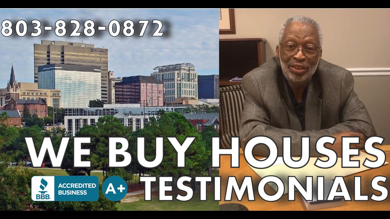 Testimonials | 803-828-0872 | Sell My House Fast Columbia SC