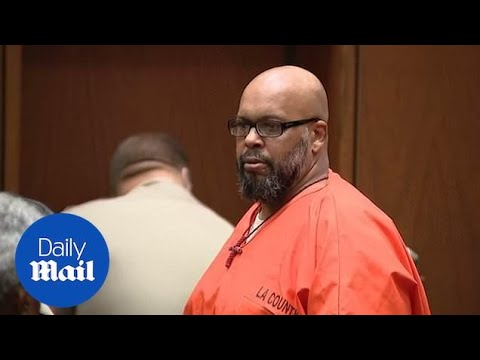 Suge Knight gives a 'death stare' after 28 year prison sentence Mp3