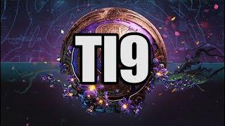 TI9 (Bad Guy Parody)