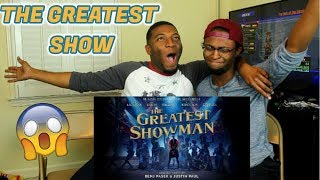Download The Greatest Show (from The Greatest Showman Soundtrack)(REACTION) MP3 song and Music Video