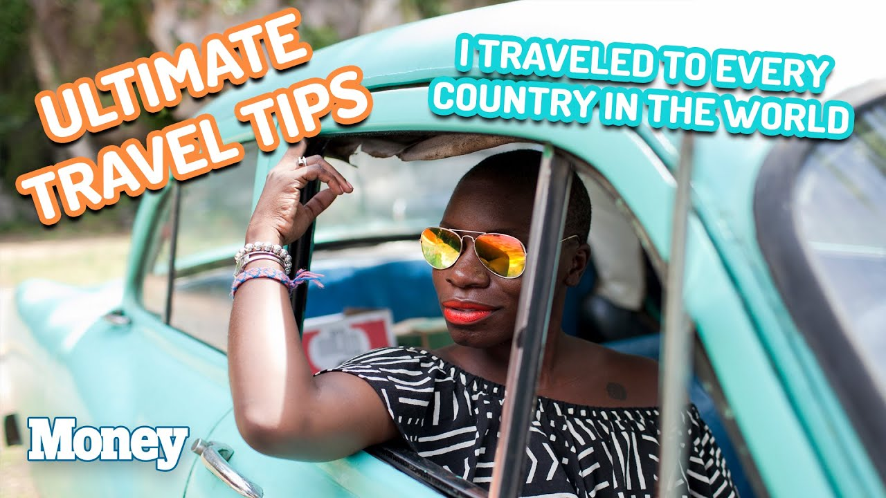 Ultimate Travel Tips From The First Black Woman Who Traveled To Every Country In The World | MONEY