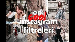 INSTAGRAM'da HANGİ FİLTRELERİ KULLANIYORUM? #instagramediting