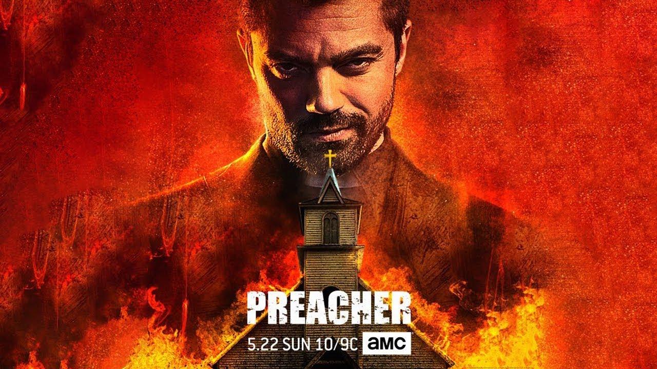 Preacher Serie Trailer Deutsch